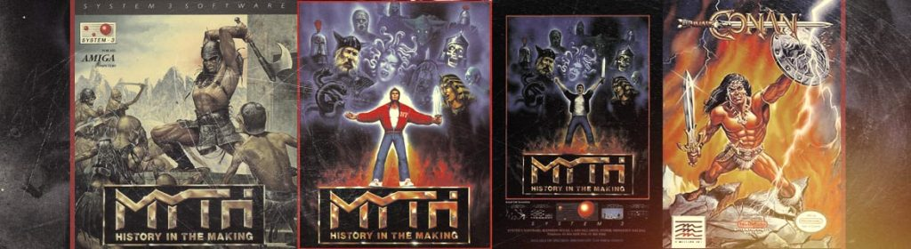 Myth diferent covers